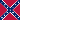 Second National Confederate States of America Flag