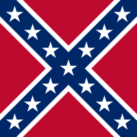 Confederate States of America Battle Flag
