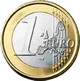 1 Euro Front