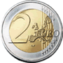 2 Euro Front