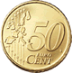 50 Euro Cents Front
