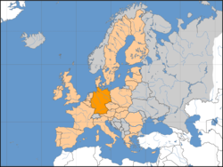 Germany, the European Union, and Europe