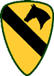 1st Cavalry Division Shoulder Sleeve Insignia