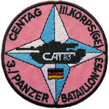 3. Kompanie Panzer Bataillon 153 - West Germany