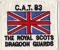 C Squadron, Royal Scots Dragoon Guards - United Kingdom
