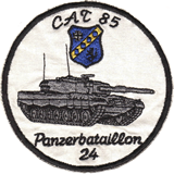 2. Kompanie Panzer Bataillon 24 - West Germany
