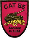 3. Kompanie Panzer Bataillon 63 - West Germany