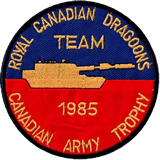 B Squadron, Royal Canadian Dragoons - Canada