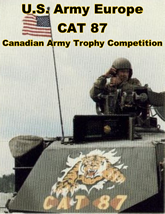 U.S. Army Europe's CAT 87 Brochure
