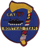 NORTHAG Team Patch
