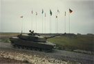 CAT 87 - Tank approaching the firing lane