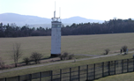 East German Guard Tower