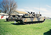 HQ-66 on display near Conn Airfield