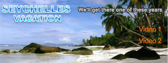 A vacation we're still waiting on - Seychelles