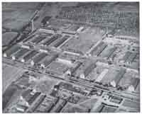 Ledward Barracks in the 1950s