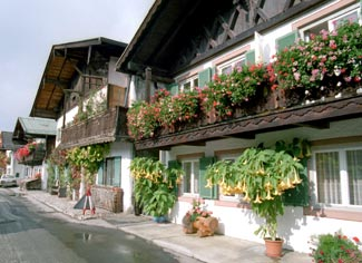 Bavarian Houses